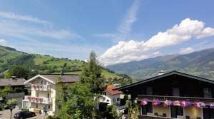 Luxusní alpské apartmány na prodej (Zell am See)