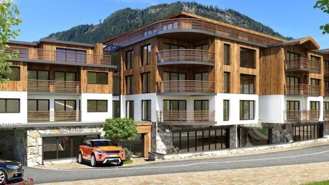 Apartmány v docházkové vzdálenosti od lanovky v srdci Zillertalu