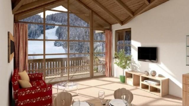 Apartmány v rezidenčním komplex u lanovky v srdci Ski Amadé