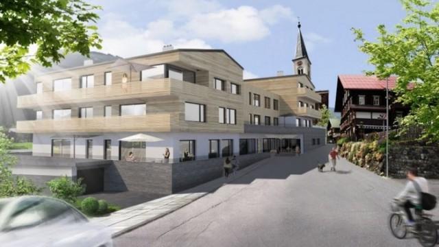 Moderní 4* apartmány v lyžařské oblasti Silvretta Montafon