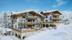 Kaprun: Další fáze výstavby úspěšného apartmánového projektu
