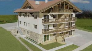 Luxusní apartmány v srdci Alp – k dispozici poslední apartmán