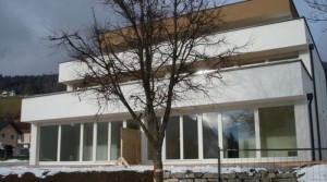 Moderní byty v novém exkluzivním domě se zahradou