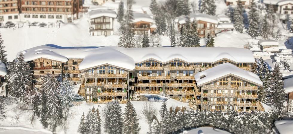 Saalbach: Nové ski in/ski out apartmány u sjezdovky