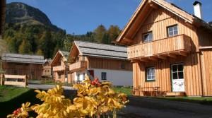Nové ski in/ski out chalety v Rakousku