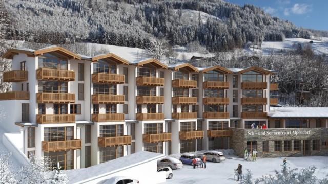 SKI AMADÉ – Nové apartmány v kolébce světové lyžařské elity