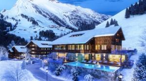 Ve Warth am Arlberg vyroste nový rezidenční projekt
