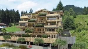 Prodej unikátních apartmánů v Kitzbühelských Alpách