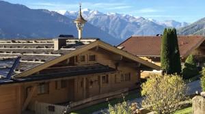Luxusní chalet v Kitzbühelských Alpách na prodej