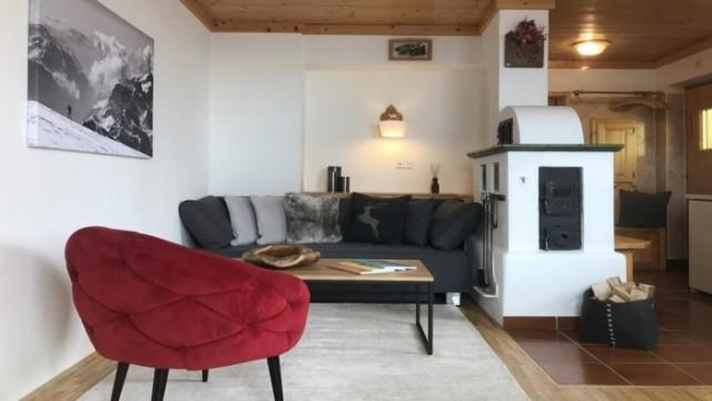 Ski in/ski out apartmán se statusem volnočasového bydlení