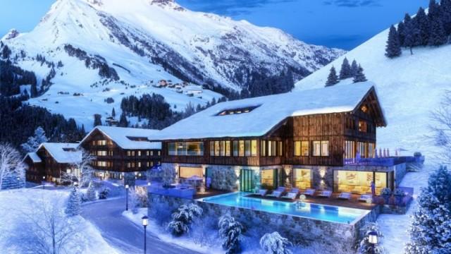 Ski in ski out projekt ve Warth/Arlberg s příjmem z pronájmu cca 4 %