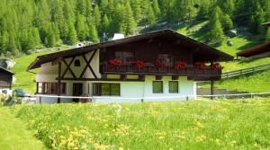 Prodej penzionu poblíž lyžařského střediska Sölden