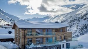 Apartmány ve vyhledávaném lyžařském středisku Obergurgl