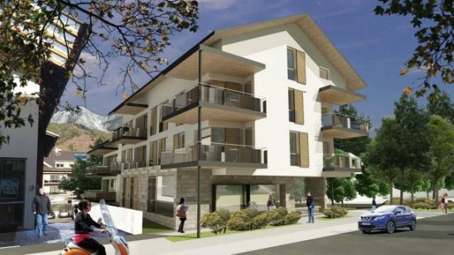 Prodej apartmánů ve Schladmingu s výhledem na sjezdovku Planai