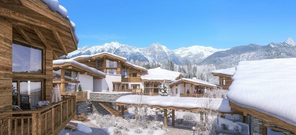 Seefeld in Tirol: Nový resort v olympijském regionu