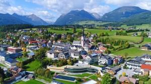 Apartmány v nejslunnějším místě Rakouska