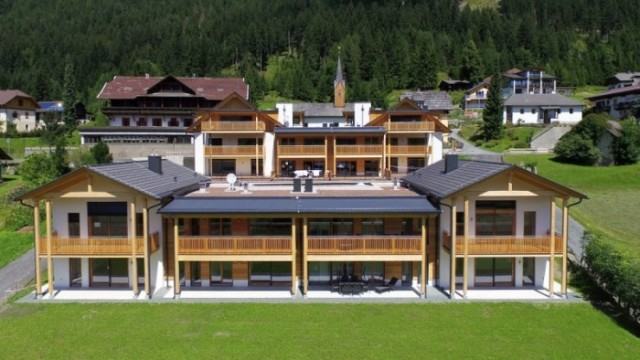 Nové apartmány přímo u jezera Weissensee