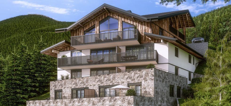 Luxusní apartmány na prodej v rakouském lyžařském ráji Ski Amadé