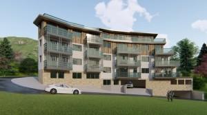 Nové apartmány u lanovek Serfaus – Fiss – Ladis