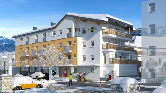 Nová 4* rezidence u centra Zell am See