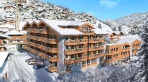 Nový resort apartmánů ve Ski Amadé