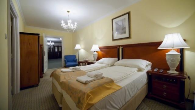 Pěkný hotel v turisticky oblíbené lokalitě v Gerlitzenu