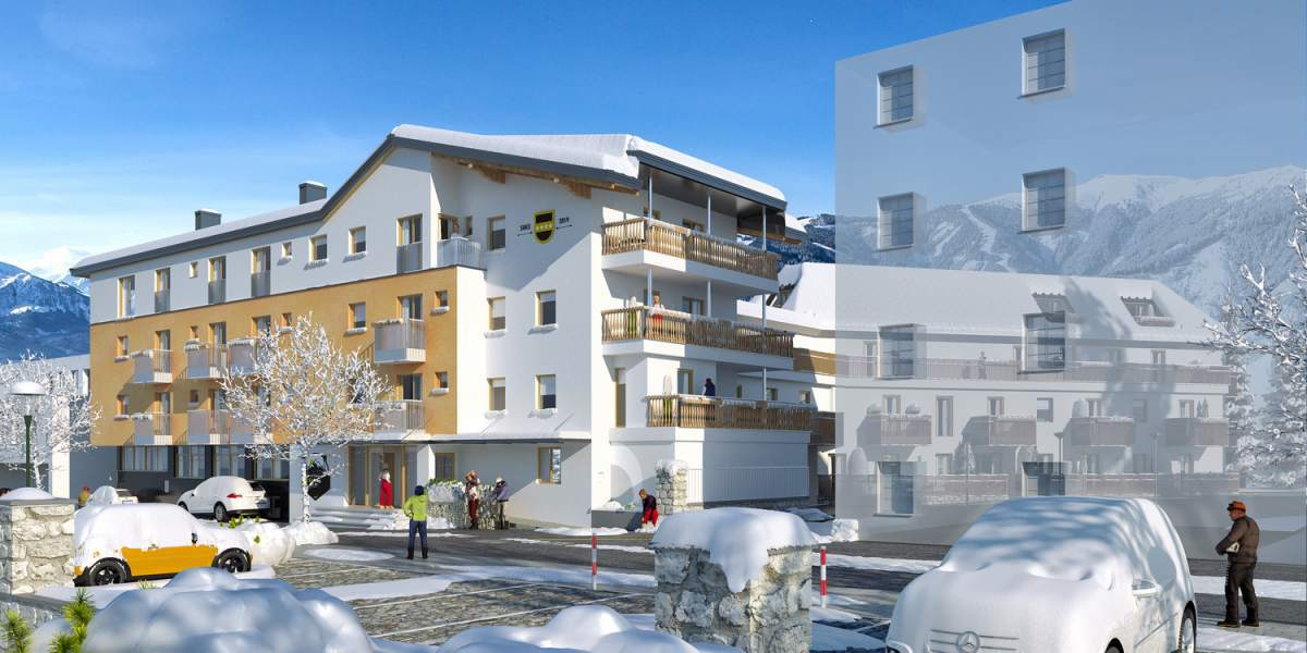 Zell-am-See-apartmany