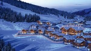 Zillertal Arena – Exkluzivní resort apartmánů a chaletů u lanovky