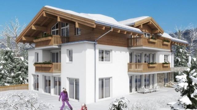 Nové apartmány v ledovcovém Kaprunu s výnosy až 4,18 %