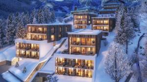 Ceny porostou. Poslední možnost koupě apartmánů v Zell am See za stávající ceny!