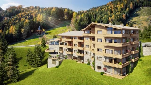 Apartmány v srdci alpské přírody v 1476 m n. m.