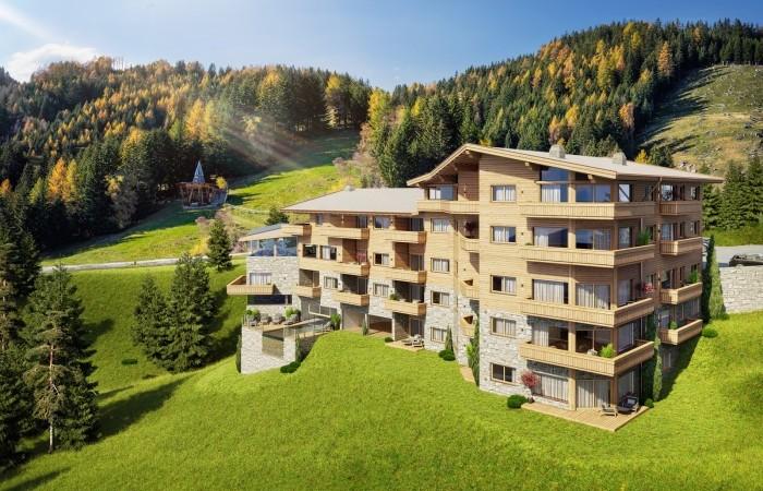 Investiční byty a apartmány v Alpách na prodej