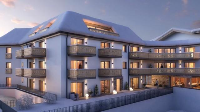 5* Luxusní apartmány jen pár kroků od jezera v centru Zell am See