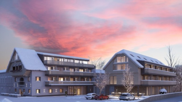 Moderní resort apartmánů v blízkosti sjezdovek Hauser Kaibling