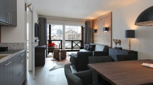 Apartmán se 2 ložnicemi v blízkosti ledovcového Kaprunu