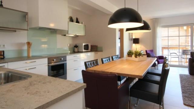 Moderní apartmán v pěší vzdálenosti od centra Kaprunu