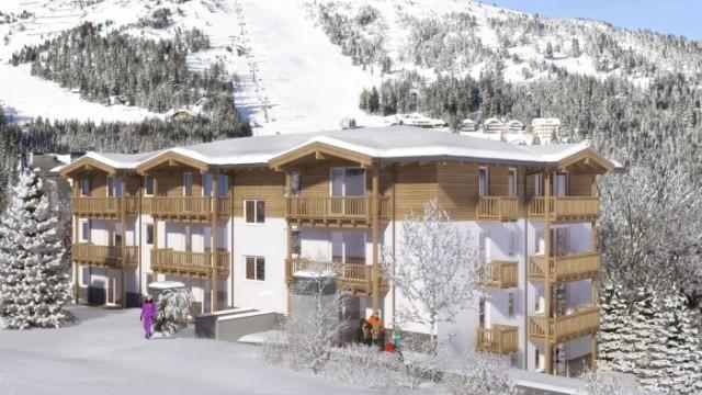 Moderní alpské apartmány 500 metrů od lanovky