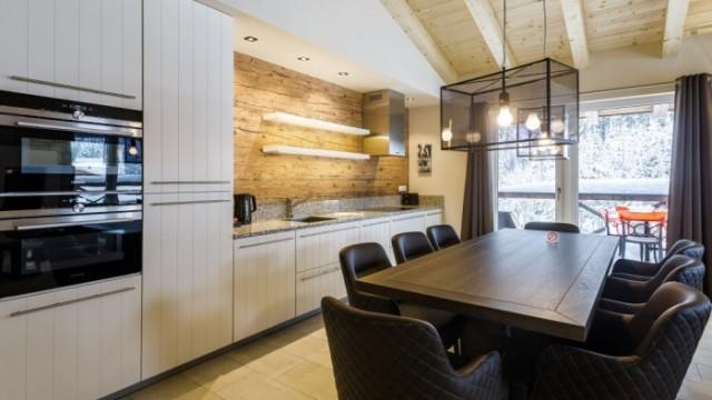 SKICIRCUS: Okouzlující penthouse s privátní saunou
