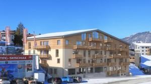 SKICIRCUS: Apartmány přímo u lanovky jedné z největších lyžařských oblastí světa