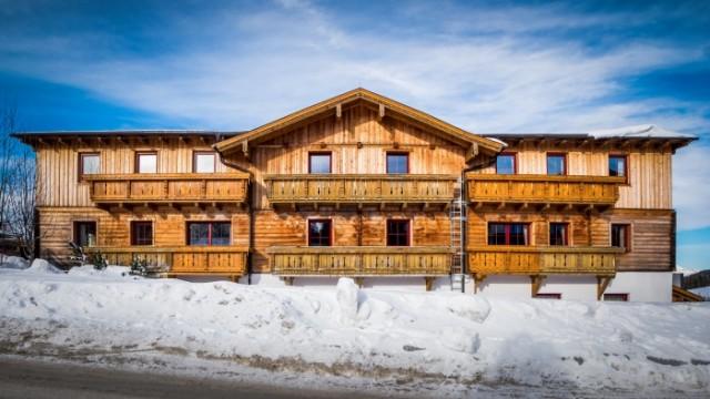 Ski in – ski out apartmány přímo u lanovky v 1640 m n. m.